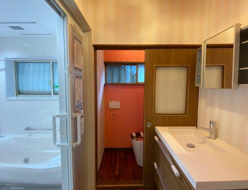 所沢一般住宅サニタリースペース洗面・浴室編【KAWAYA-DESIGNリフォーム】