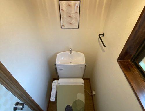 日本人が落ち着く「和風」のトイレ